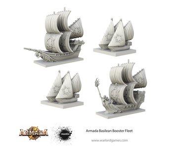 Mantic Games Armada Basilean Booster Fleet