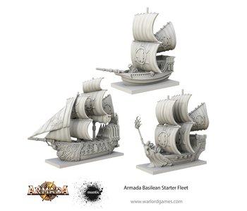 Mantic Games Armada Basilean Starter Fleet