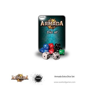 Mantic Games Armada Extra Dice Set