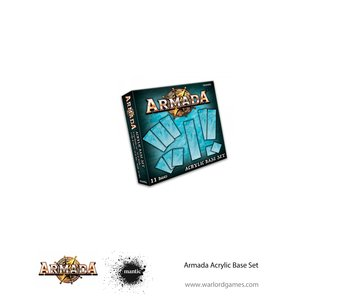 Mantic Games Armada Acrylic Bases Set