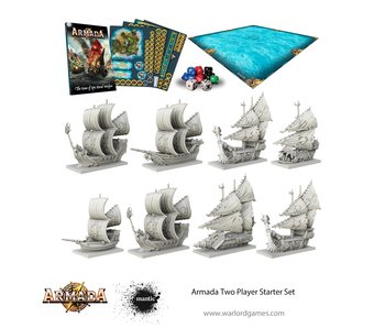 Mantic Games Armada Two Player Starter Set