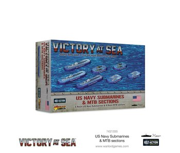 Victory at Seas Us Navy Submarines & Mtb Sections