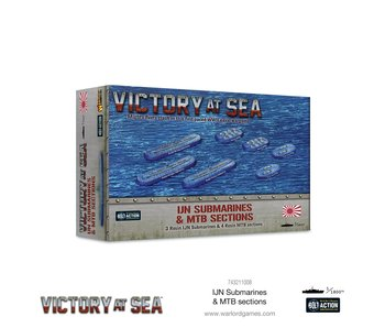 Victory at Seas Ijn Submarines & Mtb Sections
