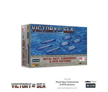 Victory at Seas Royal Navy Submarines & Mtb Sections