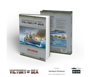 Victory at Seas Victory At Sea Hardback Book