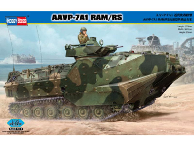 Hobby Boss AAVP-7A1 RAM/RS (1/35)