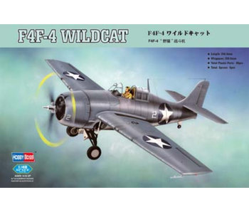 F4F-4 (Wildcat) Fighter (1/48)