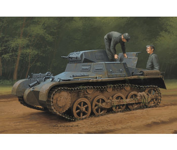 German Panzer 1Ausf A Sd.Kfz.101(Early/Late Version) (1/35)