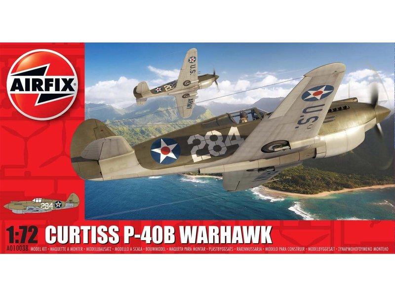 Airfix Airfix 2020 Curtiss P-40B Warhawk