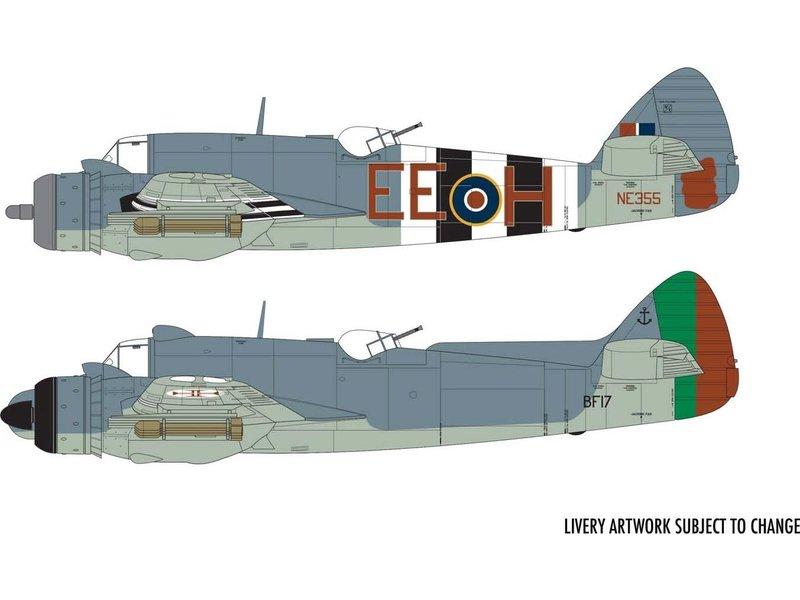 Airfix Airfix 2020 Bristol Beaufighter TF.X