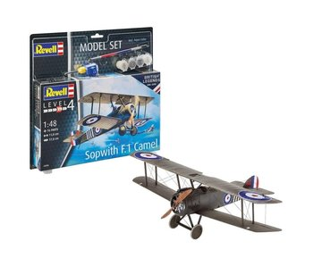 Model Set Sopwith F.1 Camel (1/48)
