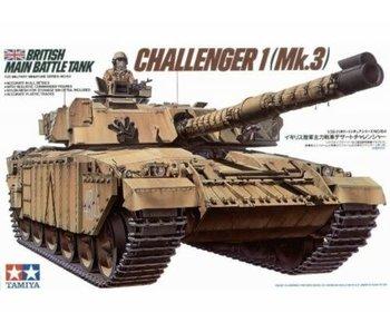 British Challenger I (Mk.3 (1/35)