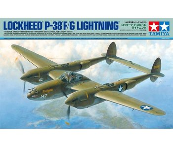 P-38 F/G Lightning Nov 2019 (1/48)