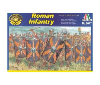 Roman Infantry (Cesar's Wars) (1/72)
