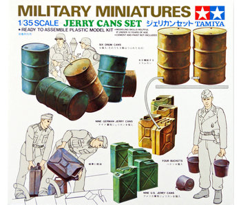 Jerry Can Set (1/35)