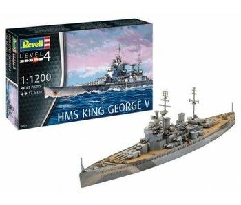 Hms King George V (1/1200)