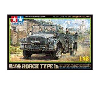 German Horch 1A (1/48)
