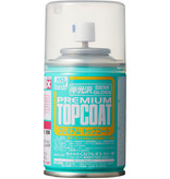Mr Premium Top Coat Semi-Gloss - 37ml