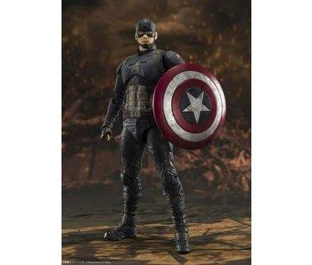 Captain America - Final Battle Edition - (Avengers-Endgame), Bandai Figuarts