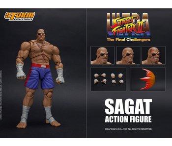 Sagat (Street Fighter) Action Figure (1/12)