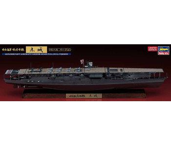 Japanese Navy Aircraft Carrier Akagi Full Hull Version (1/700)