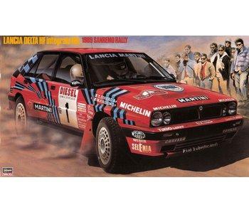Lancia Delta Hf Integrale 16V (1989 Sanremo Rally) (1/24)