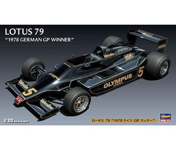 Lotus 79 1978 German Gp (1/20)