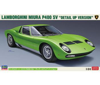 Lamborghini Miura P400 Sv (1/24)