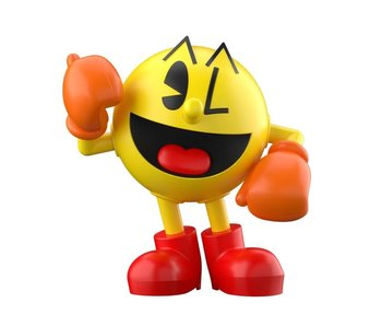 Pac Model (Pac-Man), Bandai Spirits Entry Grade (4.1 Inch Approx)