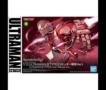 Ultraman B Type (Limiter Release Ver.) (Ultraman), Bandai Standard (1/12)