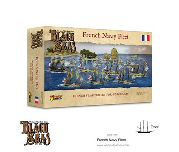 Black Seas French Navy Fleet (1770 - 1830)