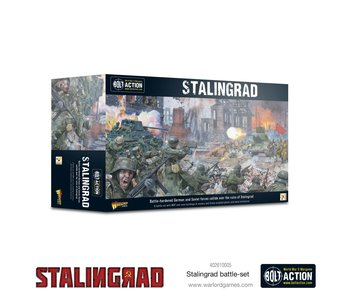 Bolt Action Stalingrad Battle-Set