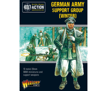Bolt Action German Army Support Group (Winter)