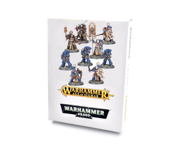Space Marines - Honoured of the Chapter (PRÉ-COMMANDE)
