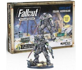 Fallout Wasteland Warfare - Enclave Frank Horrigan