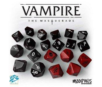 Vampire - The Masquerade Dice Set