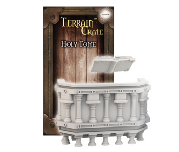 Terrain Crate - Holy Tome