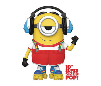 Pop! Movies Minions 2 - 10inches Roller Skating Stuart