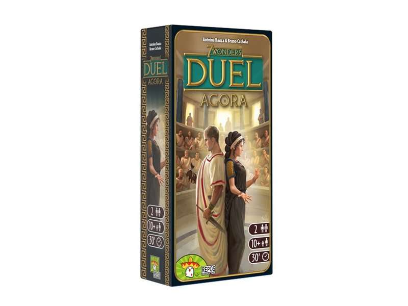 Repos Production 7 Wonders - Duel Agora (English)