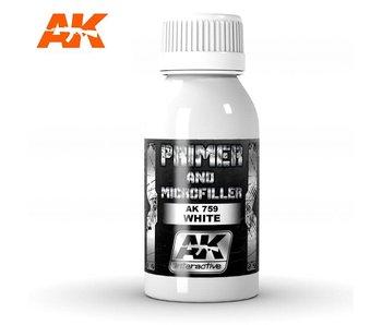 White Primer And Microfiller 100 ml