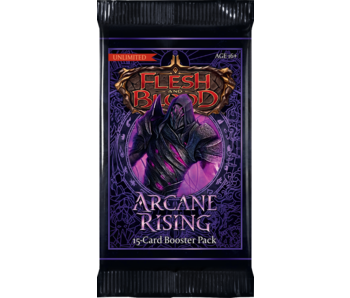 Flesh & Blood TCG - Arcane Rising Unlimited Booster pack