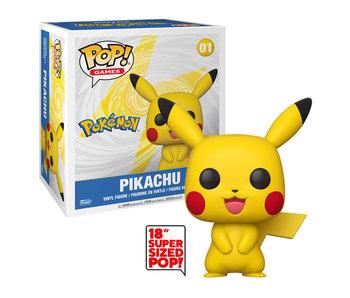 Funko Pop! Games Pokemon - 18Inches Pikachu