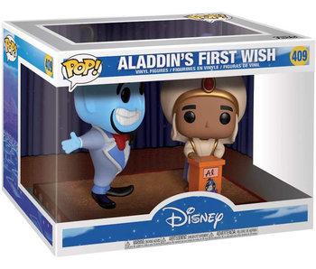 Funko Pop! Movie Moment Aladdin - Genie