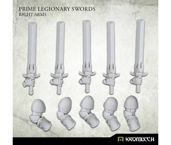 Prime Legionaries CCW Arms - Swords [right](5) (KRCB268)