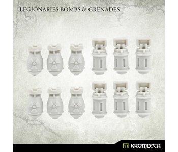 Legionaries Bombs & Grenades (KRCB255)