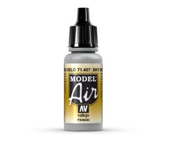 Model Air - Sky Grey (71.407)