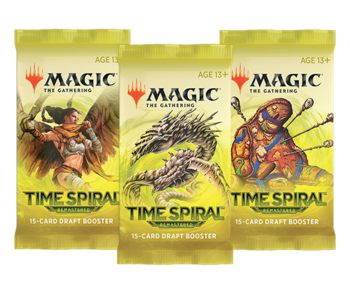 MTG Time Spiral Remastered Draft Booster Pack
