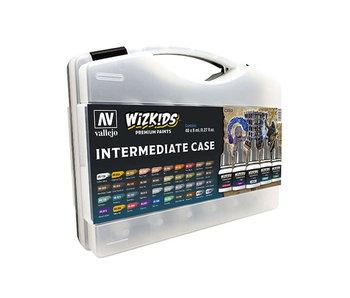 Vallejo Wizkids Intermediate Case (80.261)