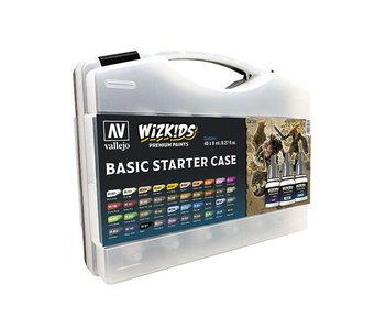 Vallejo Wizkids Basic Starter Set Case (80.260)