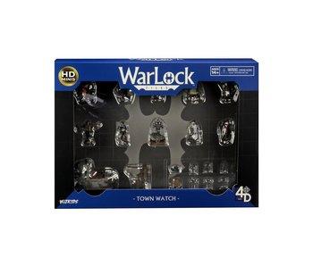 Warlock Tiles - Acessory - Town Watch